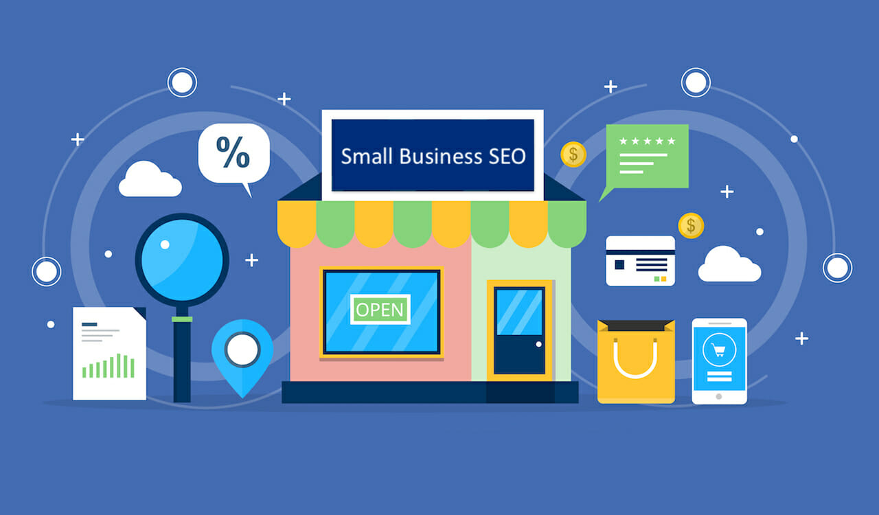 small business SEO in Edinburgh
