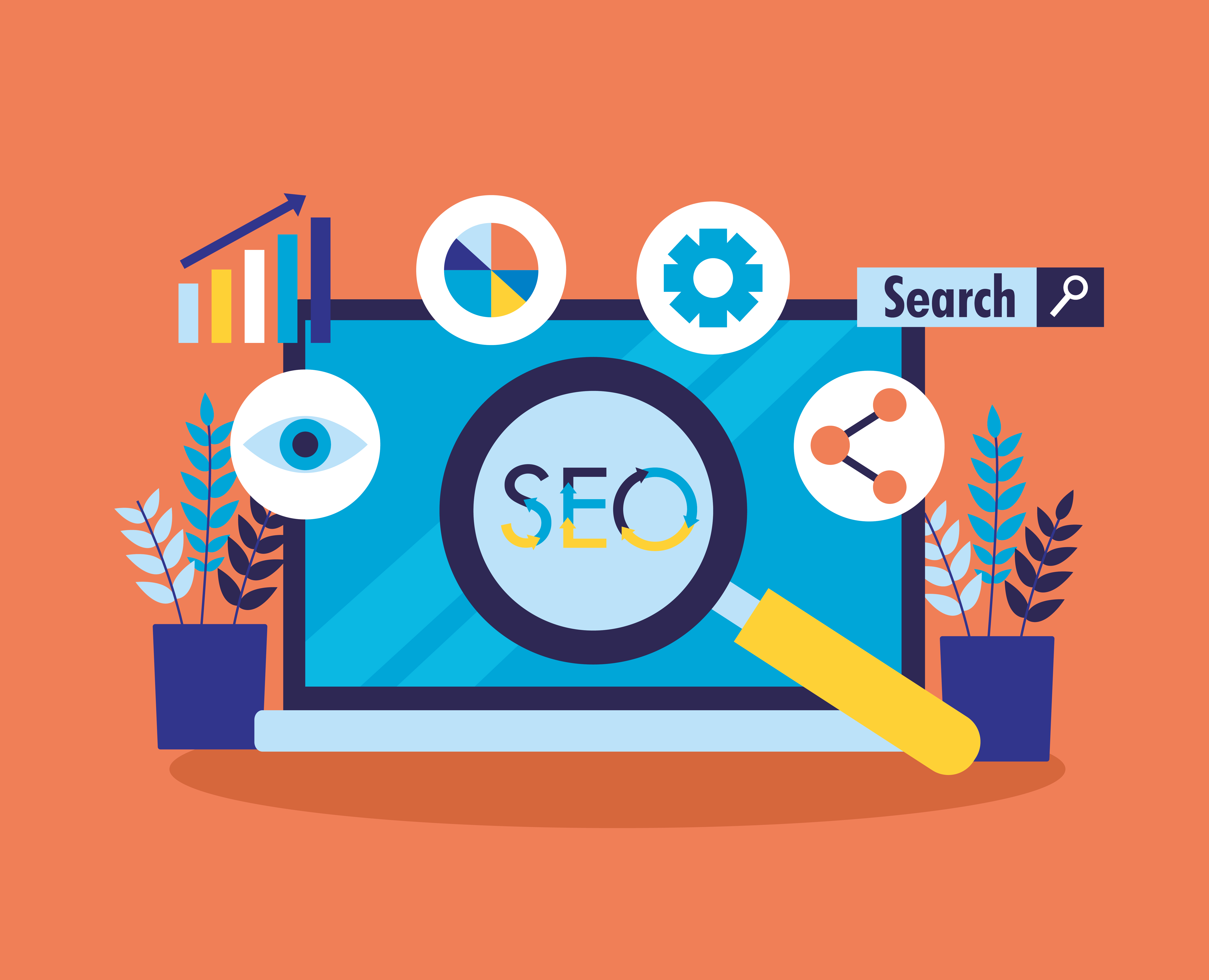 SEO services in Glasgow.